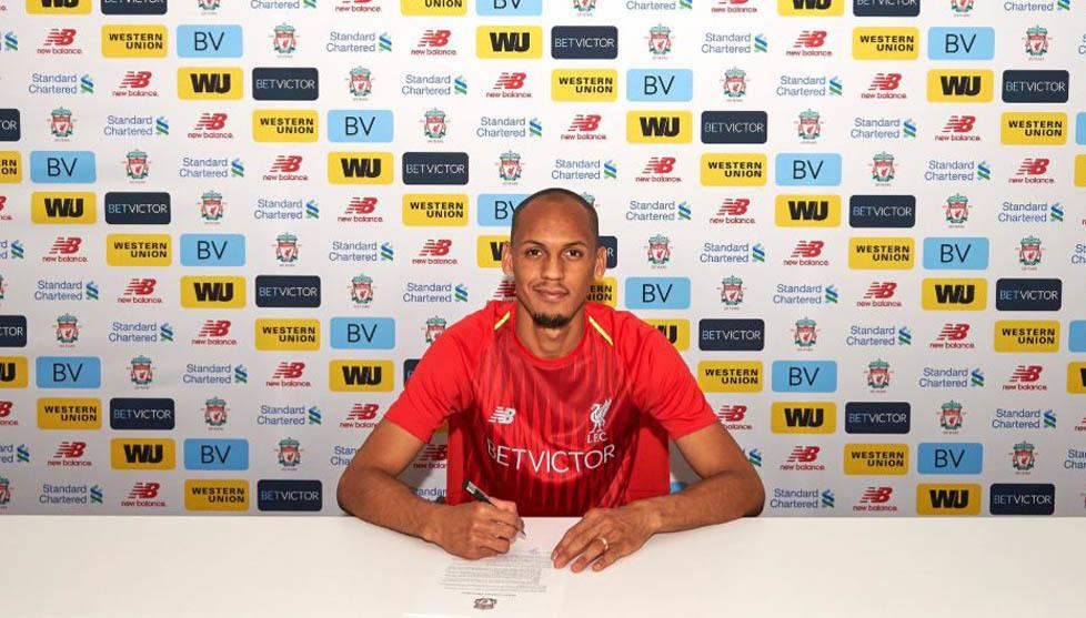 Liverpool nearing €50m Fabinho deal with Monaco