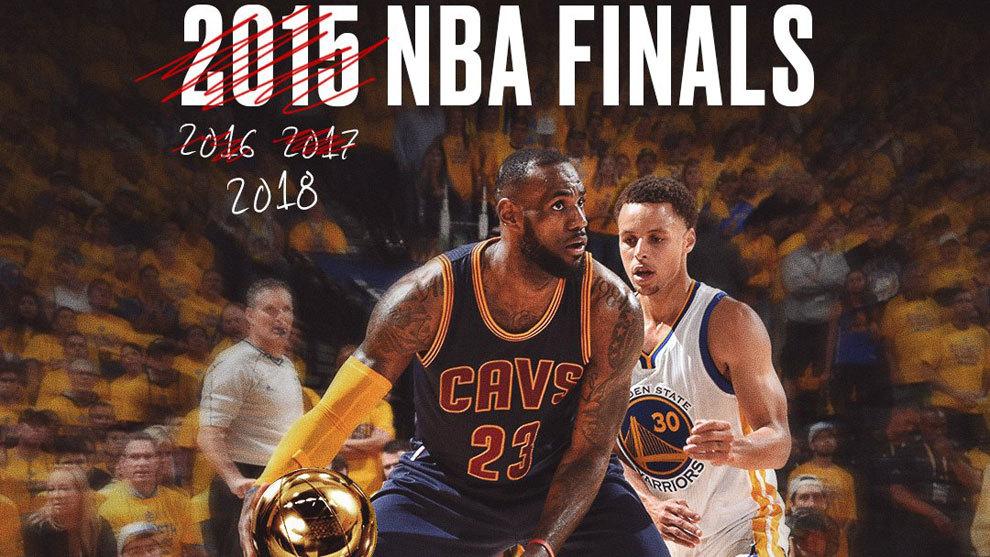 Calendario Play Off Nba.Final Nba 2018 Warriors Vs Cavaliers Calendario Horarios