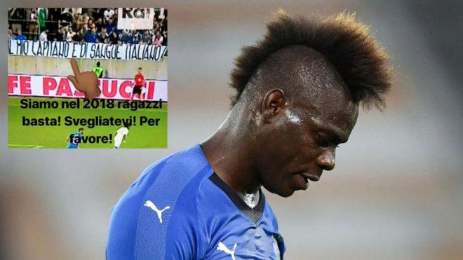 Balotelli brilla en el debut de Mancini con Italia