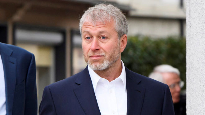 Abramovich granted Israeli citizenship
