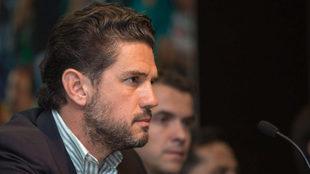 Alejandro Irarragorri, en conferencia de prensa