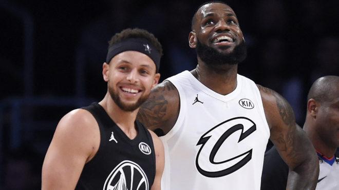Warriors vs Cavaliers  Fechas y horarios de las finales de la NBA ... 605c700046a