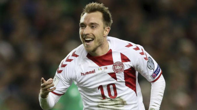 'Several clubs' interested in Spurs star Eriksen claims agent
