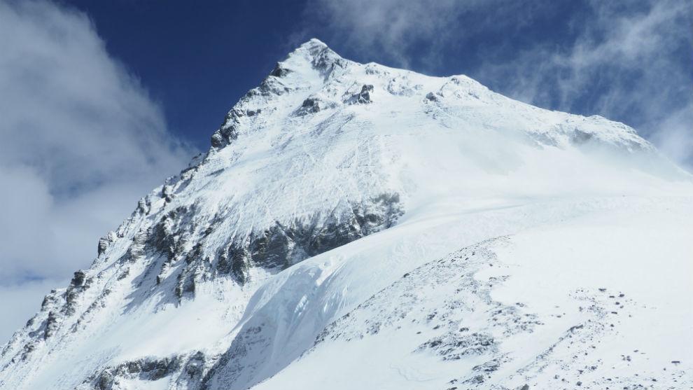 El Everest, a través de la cámara de fotos de Javier Camacho.