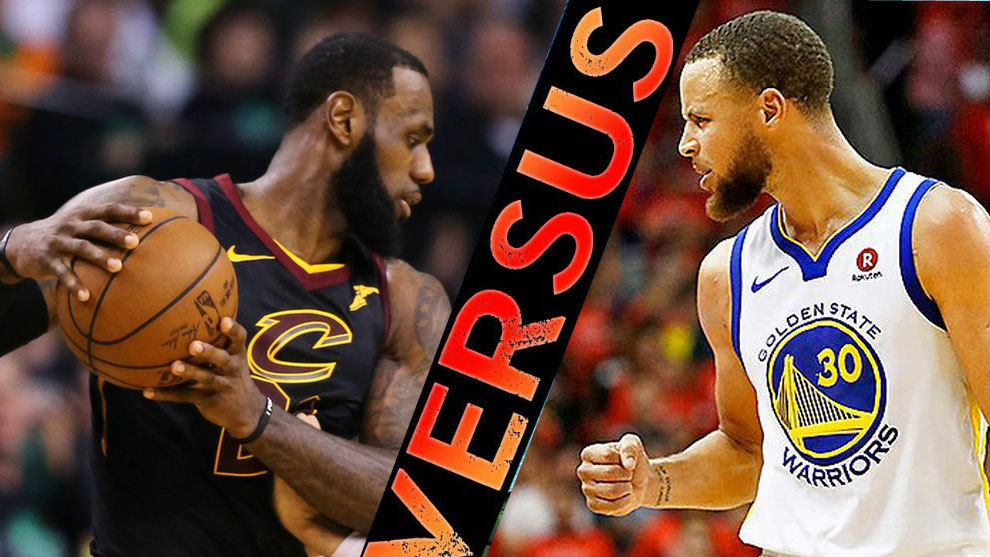 Final NBA 2018: Warriors vs Cavaliers; unas Finales NBA ...
