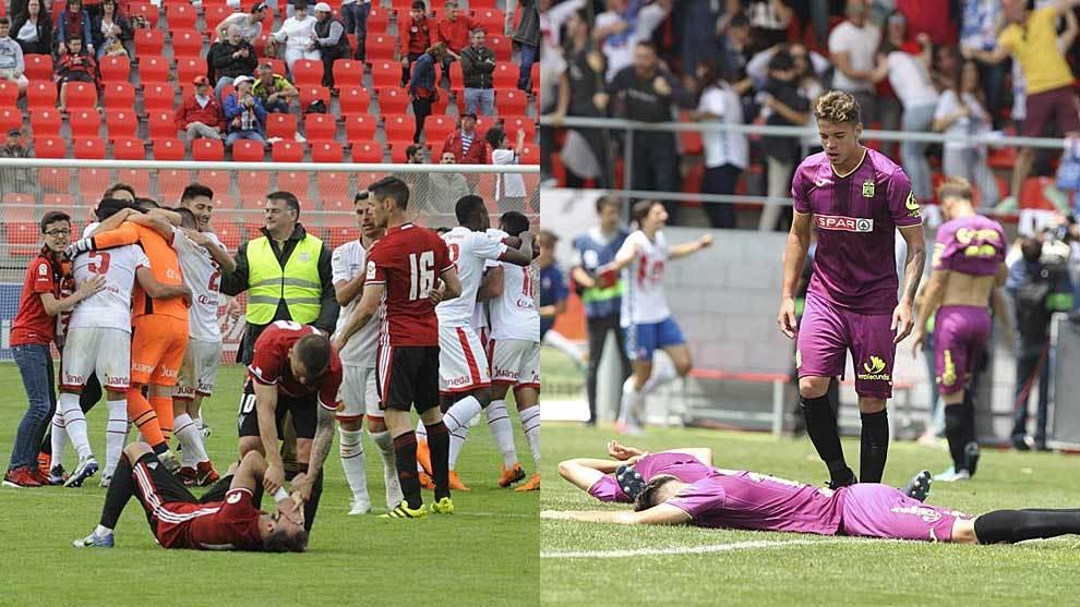 Resultados de ida de las semifinales del playoff de ascenso a ...