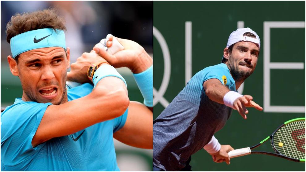 Rafa Nadal vs Pella - Segunda Ronda de Roland Garros hoy
