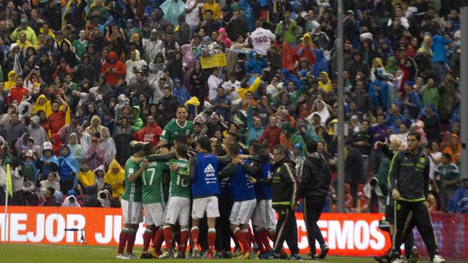 México venció 1-0 a Escocia