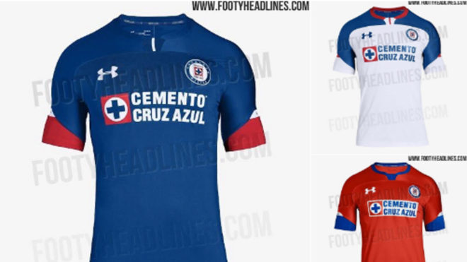 Liga MX  Se filtra el posible jersey de Cruz Azul para el Apertura ... ecd6e20c4d6ac