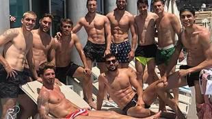 Los futbolistas, la mayoría ex canteranos del Barcelona, invitados a...