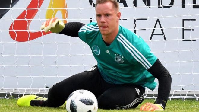 info for 2b8f9 ea689 World Cup - Germany: Ter Stegen suffers setback as Neuer ...