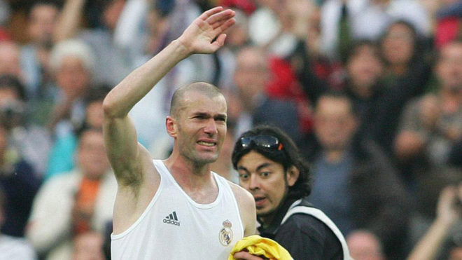 Real madrid coach 2006