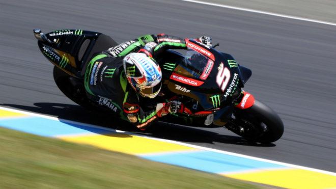 Zarco, en Le Mans.