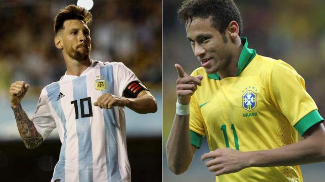 Messi, Neymar ghi bàn, 10.000 học sinh nghèo được ăn