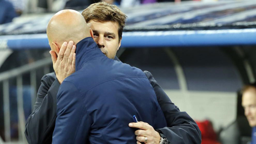 Real have already contacted Pochettino about replacing Zidane.