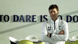 Mauricio Pochettino, actual técnico del Tottenham.
