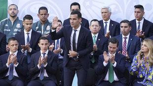 Rafael Márquez vivirá su último mundial.