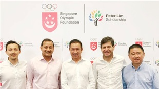 Longoria, Murthy, Lim, Alemany y Kim Koh.