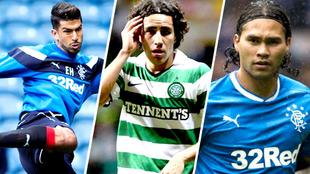 En 2010 Juárez llegó al Celtic