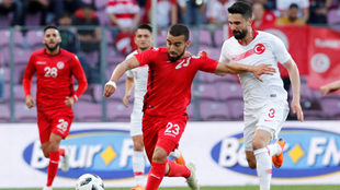 Los de Túnez no supieron mantener la ventaja