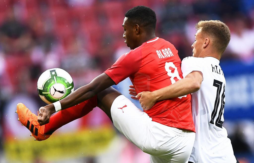 International Friendly Report: Austria v Germany 02 June 2018