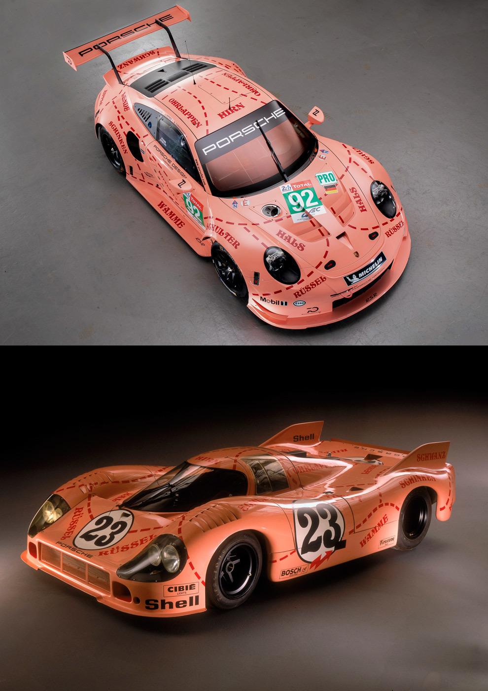 24 Horas de Le Mans: Porsche, a por la victoria en GTE Pro con ...