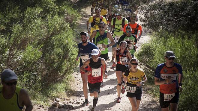Imágenes de una pasada edición del Maratón Alpino Madrileño.