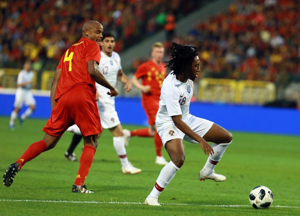 Bélgica sufre una dura baja previo a debut en Rusia 2018