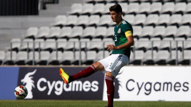 México avanza a la final de Toulon