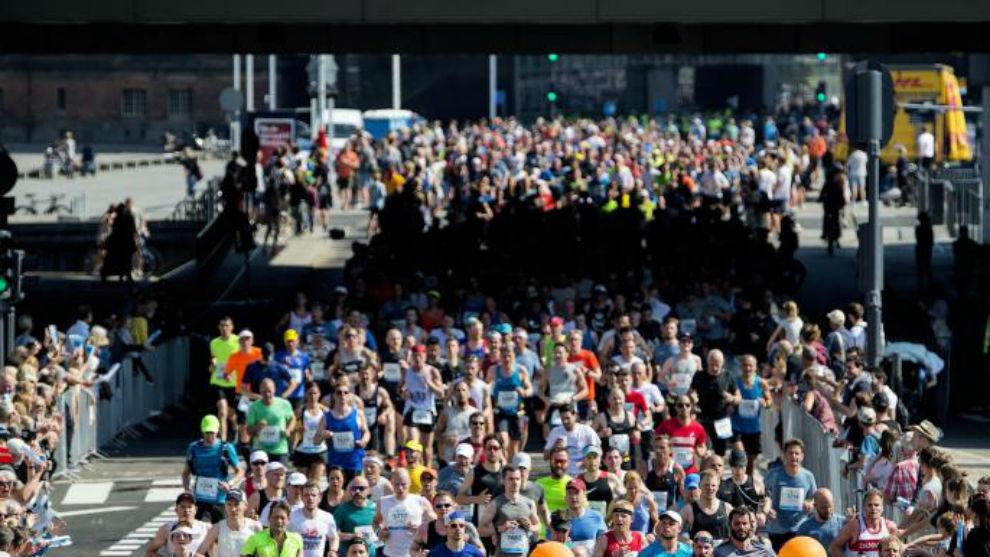 Tiroteo suspende por minutos maratón en San Diego