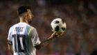 Piden no jugar a Messi.
