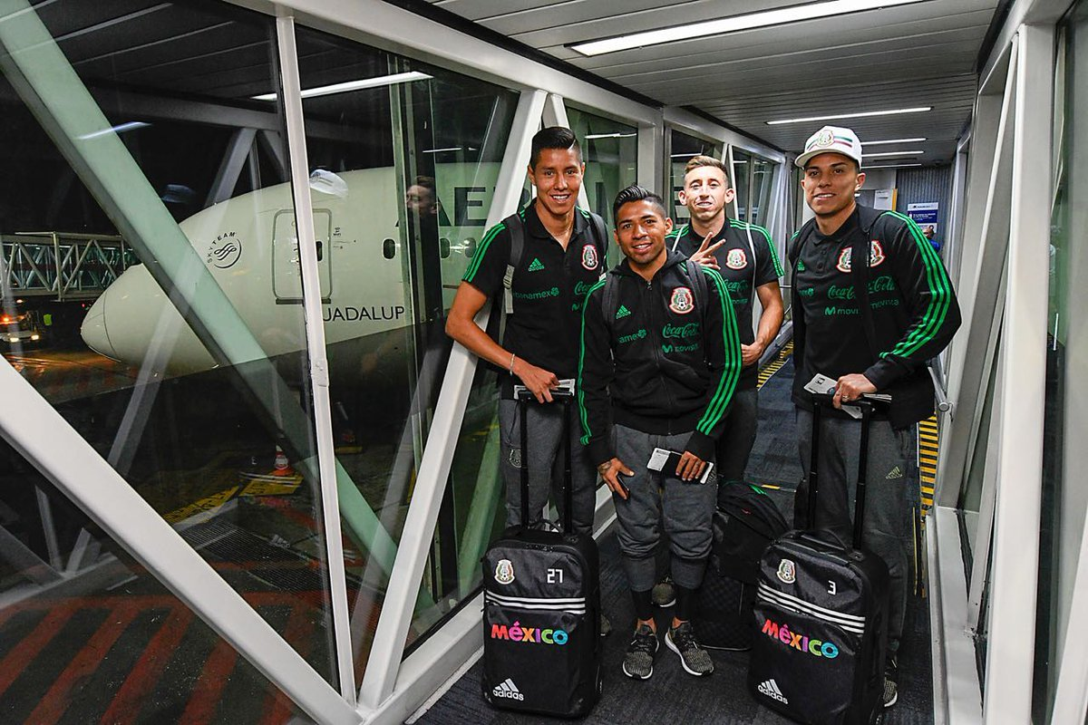 Y después de la superfiesta de la Selección Mexicana, los castigos