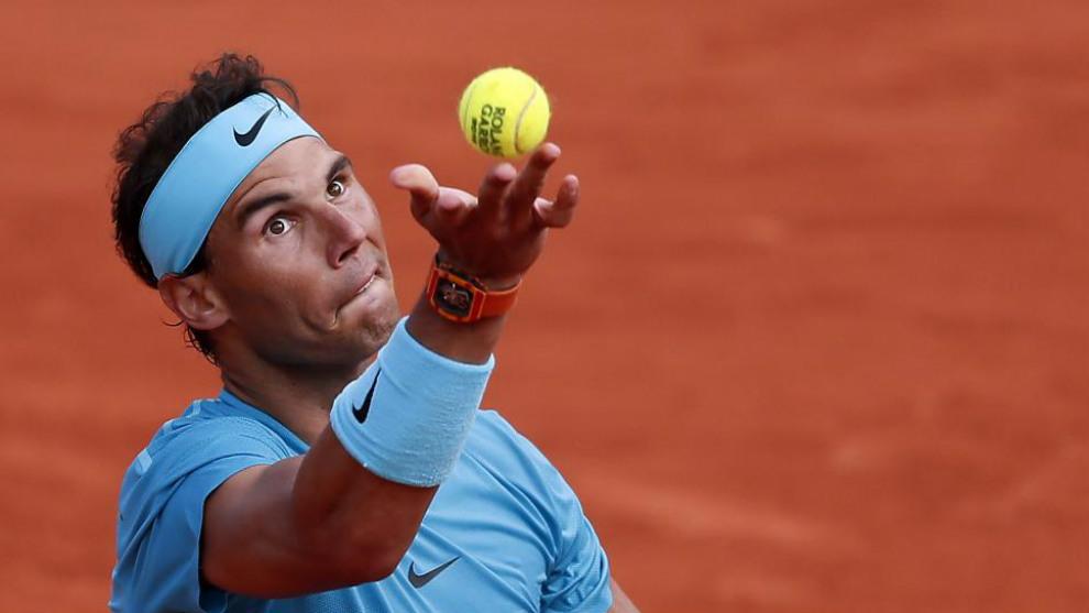 Rafael Nadal Image: Roland Garros: Nadal Vs Marterer: Resumen Y Resultado De