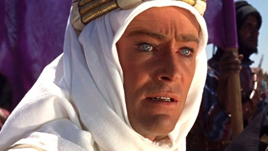 Lawrence de Arabia (1963)