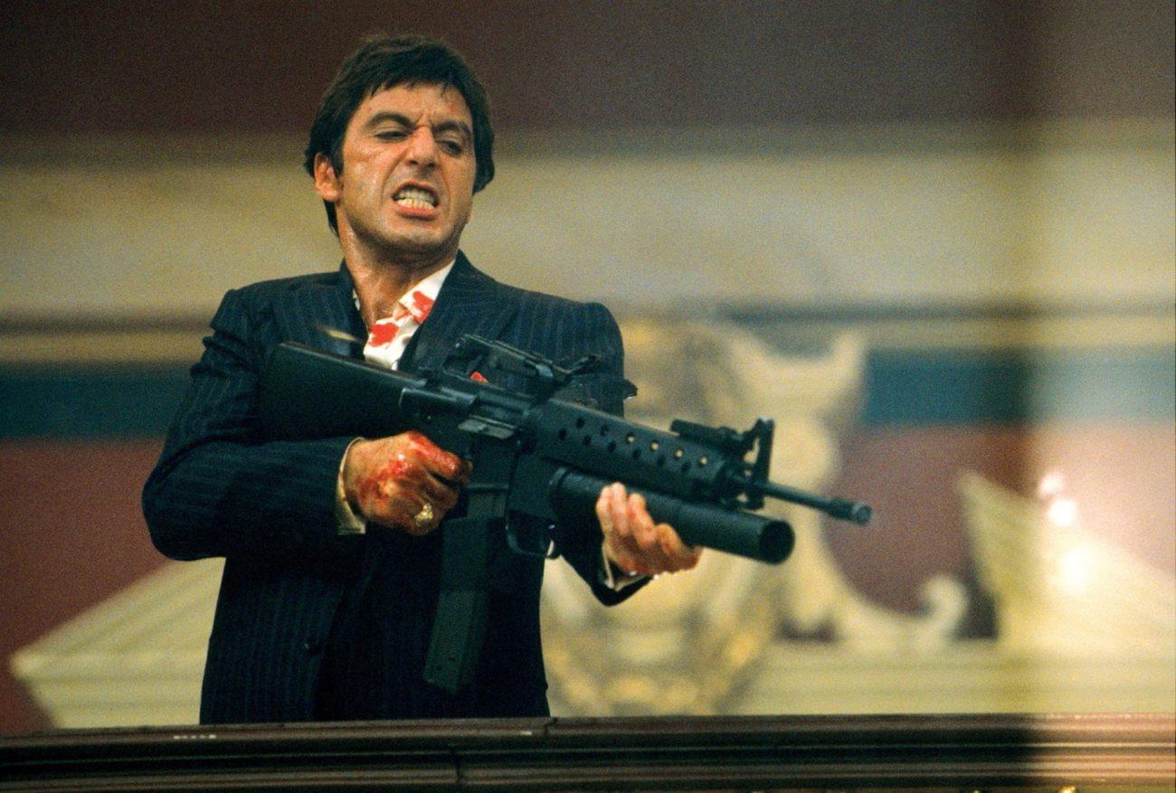Scarface: El precio del poder (1983)
