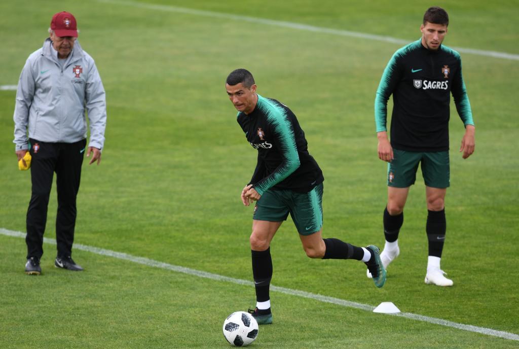 En Portugal se asegura la salida de Cristiano Ronaldo del Madrid