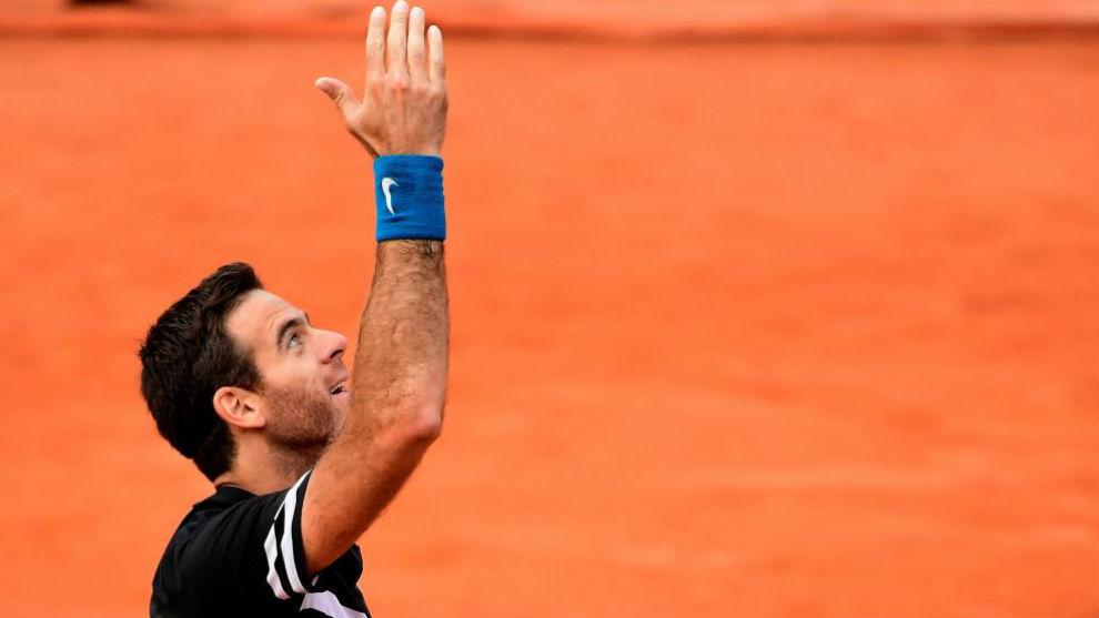 La lluvia pospuso la jornada de Roland Garros para el jueves