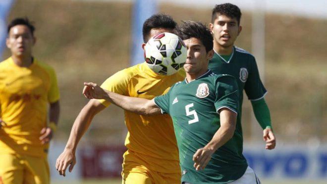 México derrota a Turquía y avanza a la Final de Toulon