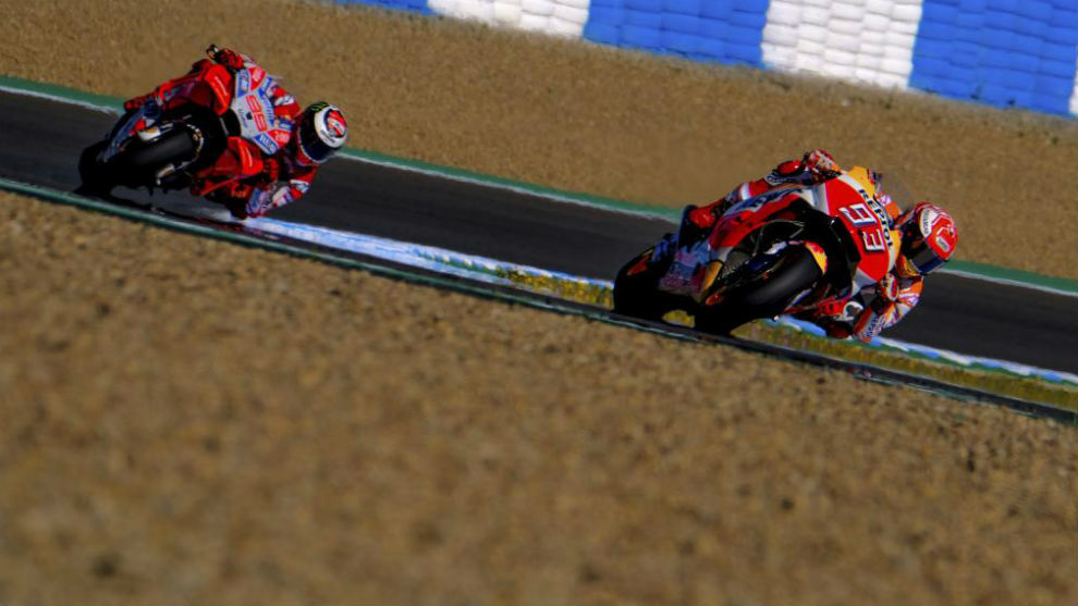 Pedrosa dejará Honda a final de temporada y Lorenzo será su sustituto
