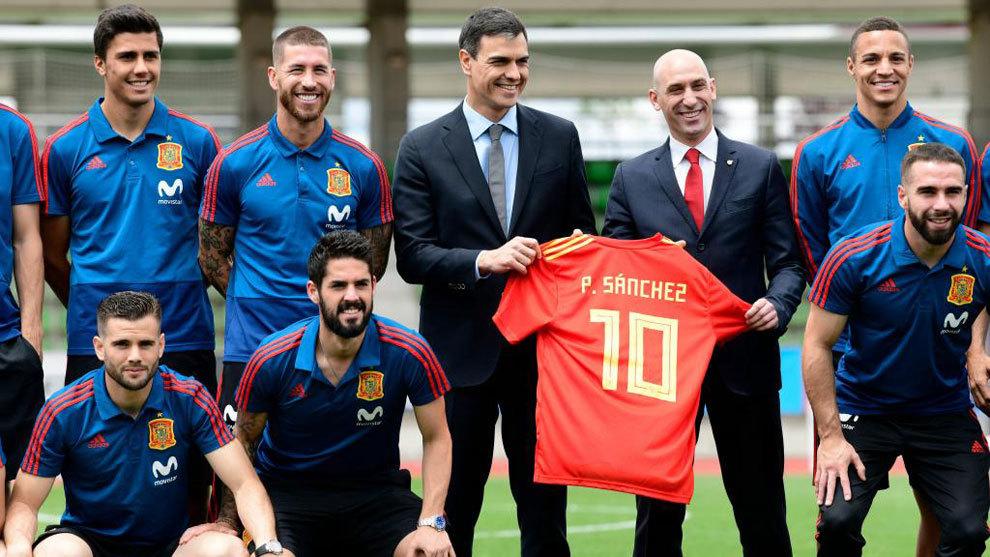 Pedro Sánchez ha demostrado humildad con De Gea
