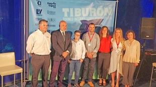 Presentación del Torneo Internacional Rugby Playa Tiburón en el...