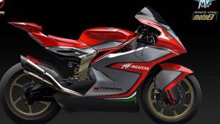 La nueva MV Agusta