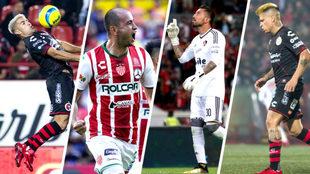 Los refuerzos de Pumas para el Apertura 2018.