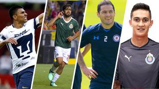 Todos los movimientos de los 18 equipos de la Liga MX.