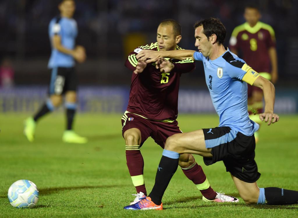 Diego Godin (Uruguay). 32