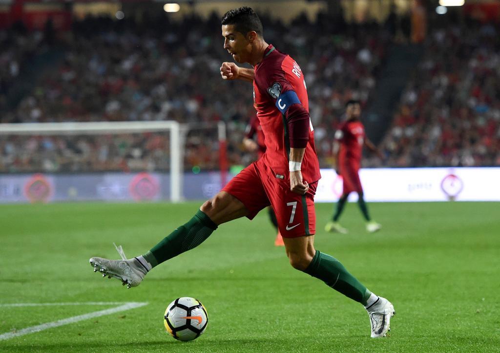 Cristiano Ronaldo (Portugal). 33