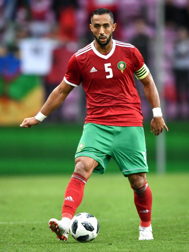 Medhi Benatia (Morocco). 31