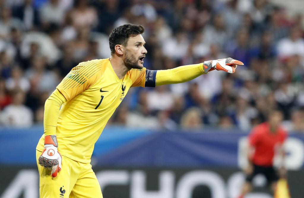 Hugo Lloris (France). 31