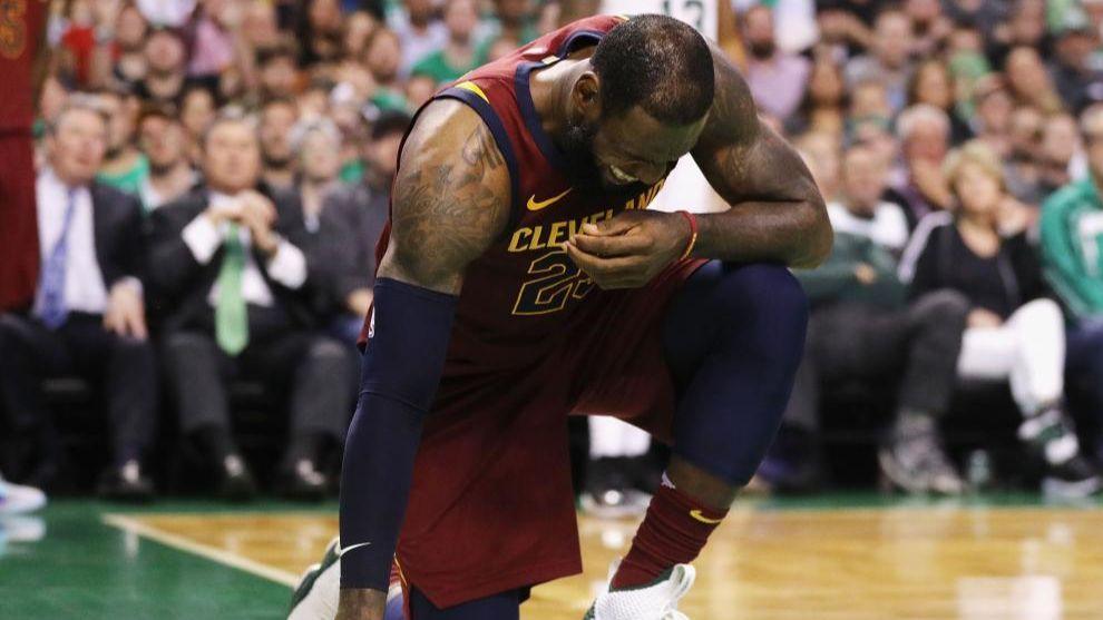 LeBron James se enfrenta a uno de los mayores retos de su carrera.