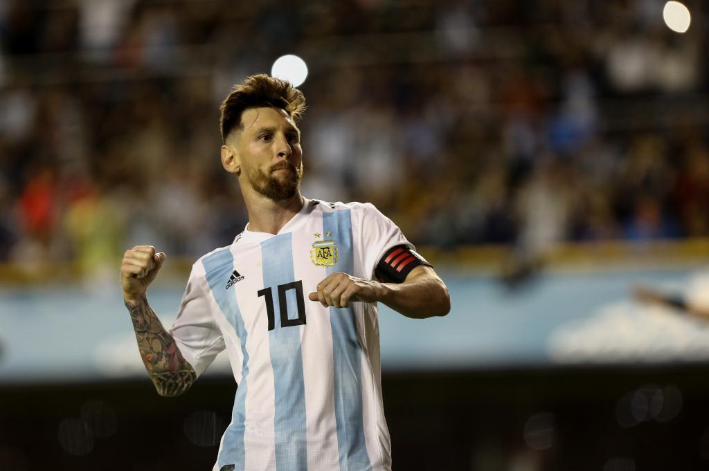 Leo Messi (Argentina). 30